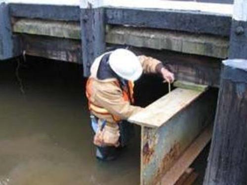 水下混凝土切割工程