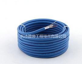 环瑞双导发热电缆