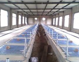 贵州武陵集团养猪厂供暖