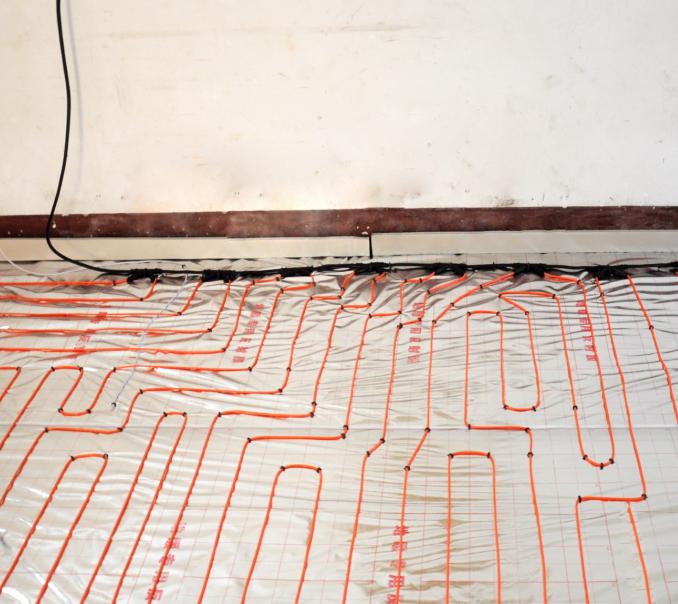 """探索碳纤维电地暖制热""""快""""的原因是什么?"""