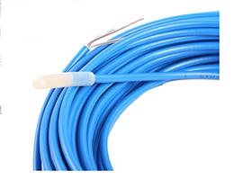 使用低温辐射发热电缆供暖系统有什么好处?