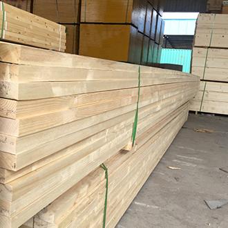 木结构木材