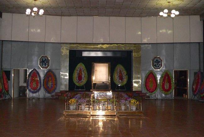 明阳山殡仪馆