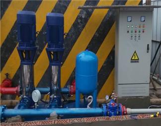 分层式环保用水自动控制系统