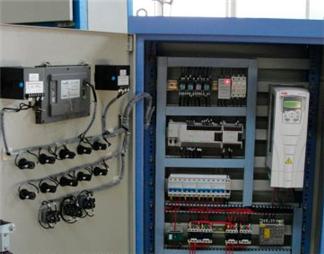 锅炉除尘设备自动控制系统