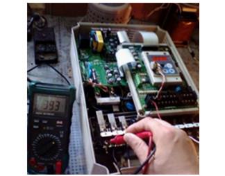 英威腾变频器维修