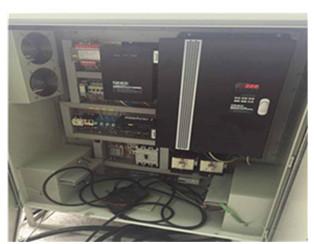 施工升降梯变频控制柜