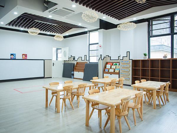 宝宝托管幼儿园教室