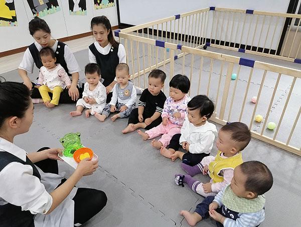 昆明宝宝1岁课程