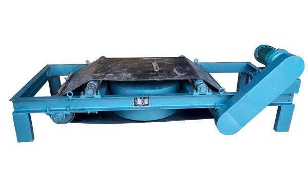 自卸式電磁除鐵器