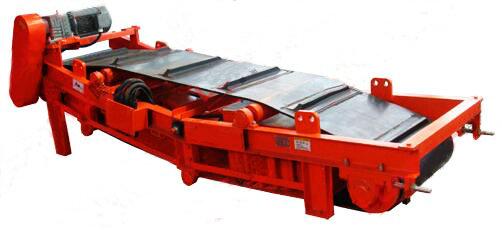 跨帶式除鐵器