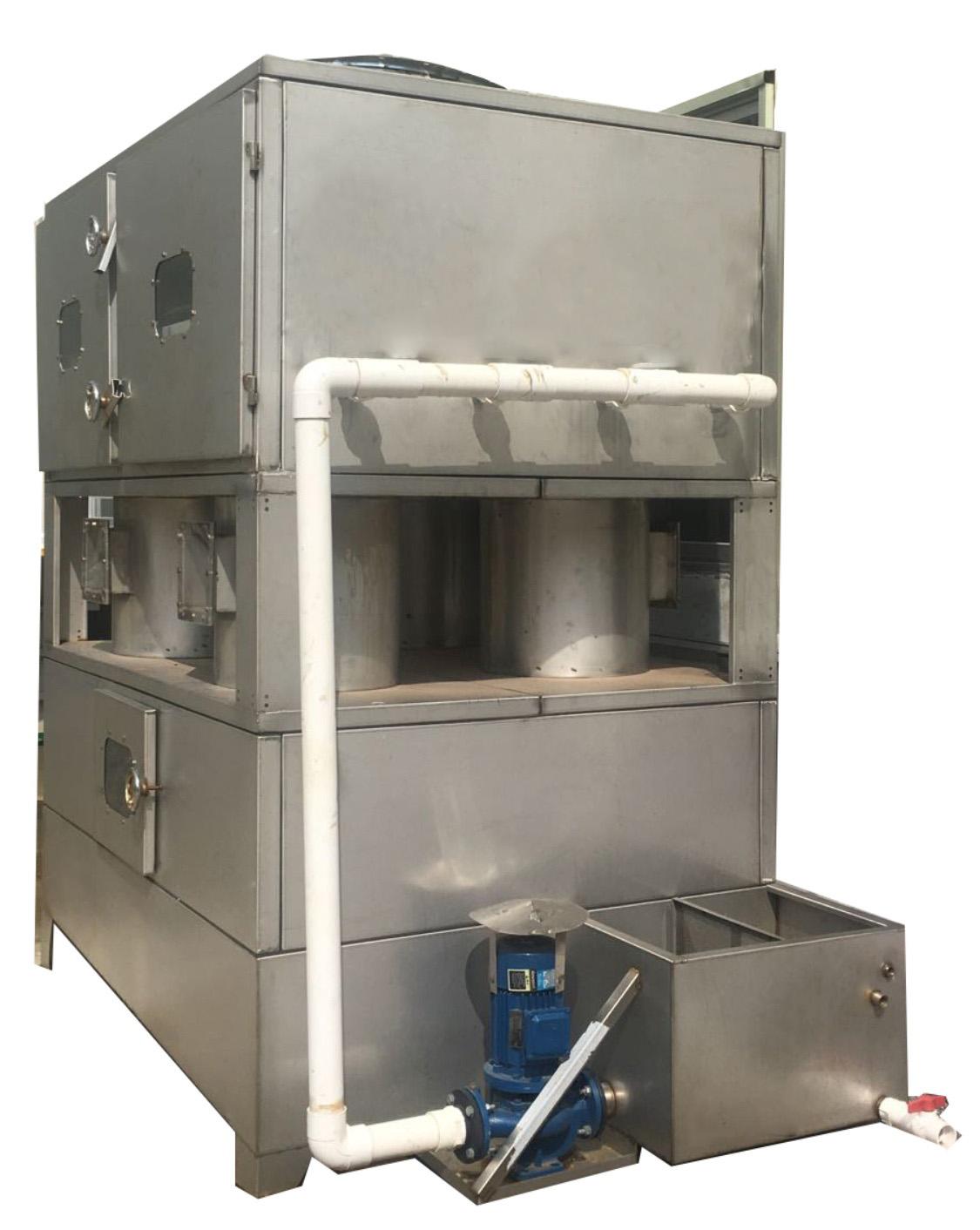 SMHB型旋流预处理喷淋塔设备