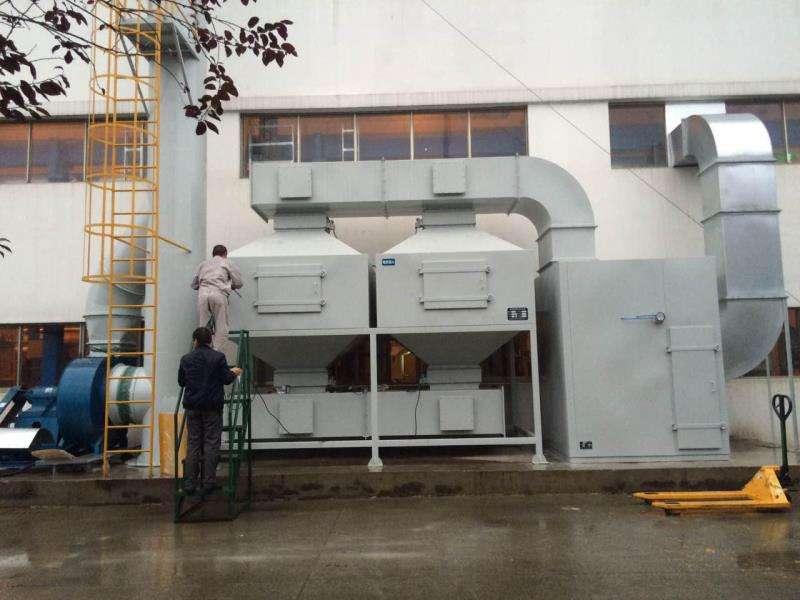 深圳印刷废气处理