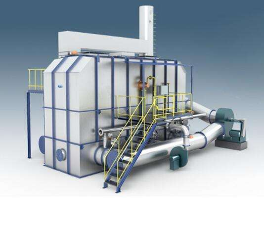 佛山蓄热式催化燃烧设备