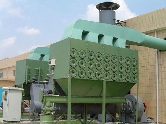 惠州橡胶废气处理