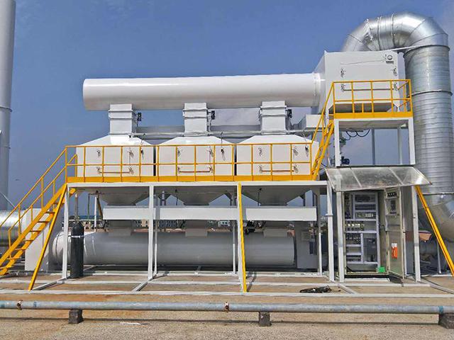 催化燃烧装置的特性及所需催化剂