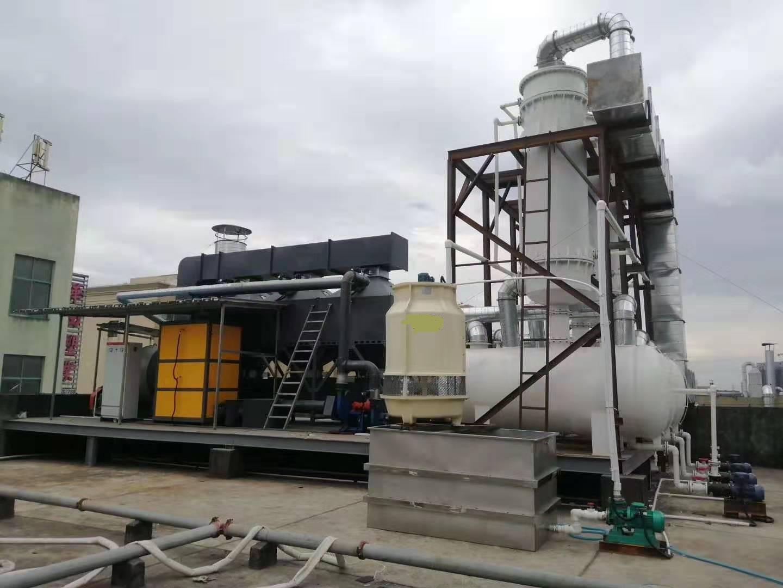 催化燃烧废气净化设备运作安全防范措施