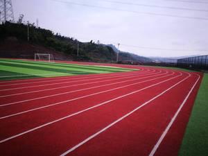 轨道交通学校运动场