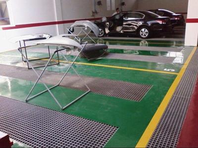 湖南洗车房玻璃钢格栅规格