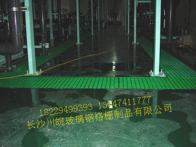 长沙玻璃钢格栅板生产
