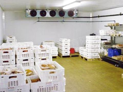 蔬菜果品冷库