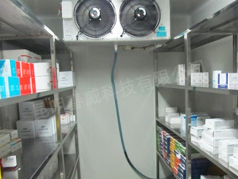 医疗器械冷库设备