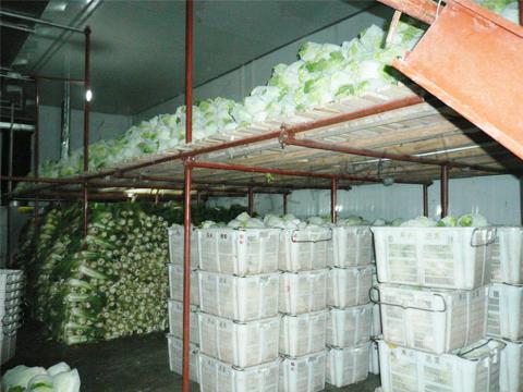 呈贡工业园区水果冷库