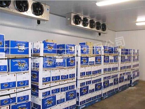 建水冷库设备厂家