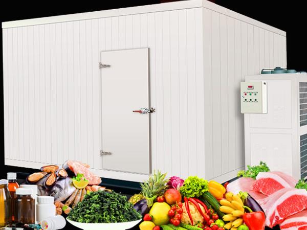 蔬菜保鲜冷库制冷