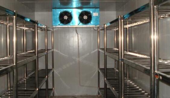 冷库冷风机、管道的安装标准