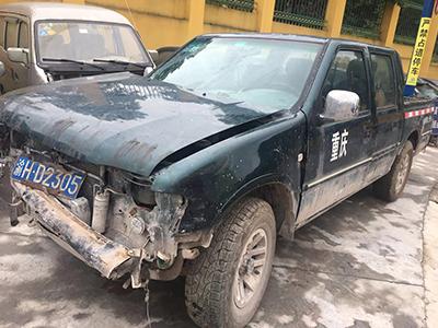 汽车出现哪些情况需要报废处理