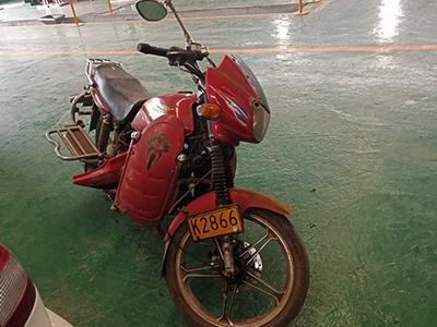 摩托车报废回收