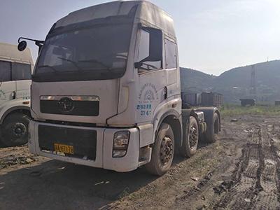 危化品运输车报废车回收