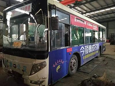 报废公交车回收