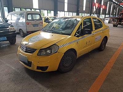 重庆出租车报废