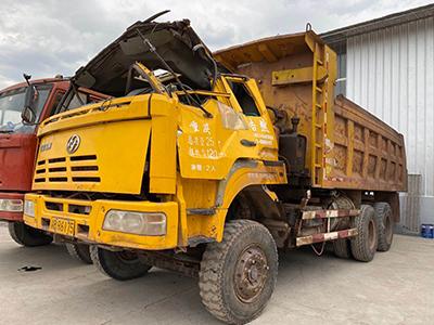 大货车报废回收