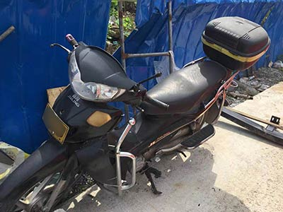 摩托车回收