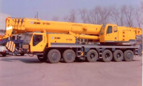 50吨吊车出租