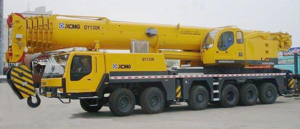 修文100吨吊车租赁