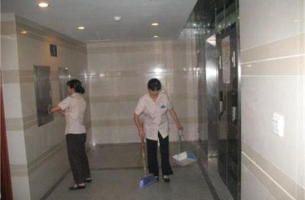 长沙社区保洁