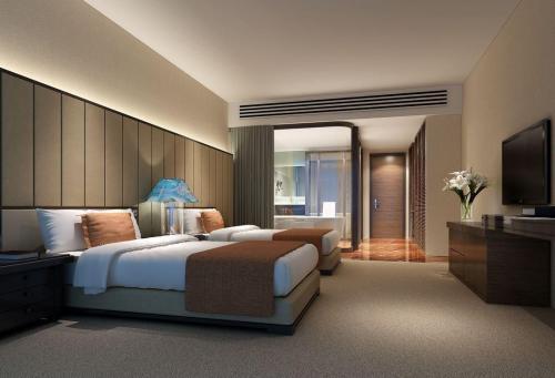 酒店宾馆房间装饰