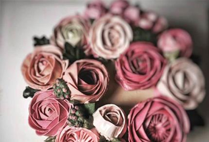 朝阳西点培训告诉你正确使用裱花袋,你的裱花蛋糕就成功一半了!