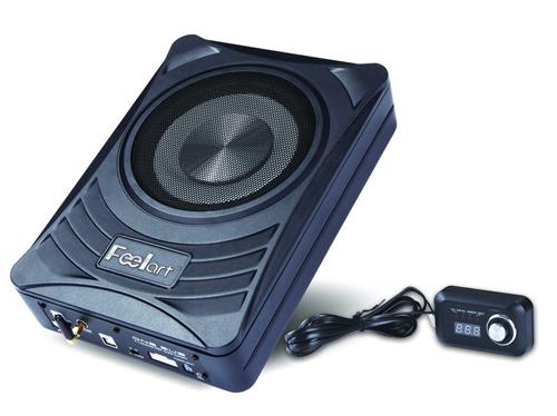 芬朗-ONE_SUB4.1声道DSP功放超薄低音