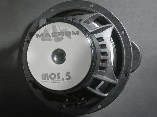 曼琴Mos.5喇叭
