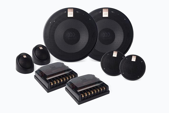 柯蕾 Kinetic 603 三分频套装喇叭