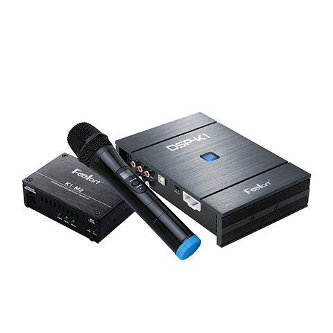 芬朗 DSP-K1 卡拉OK音响系统