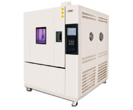 Rapid temperature change (ESS) test chamber