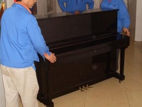 钢琴搬运电话