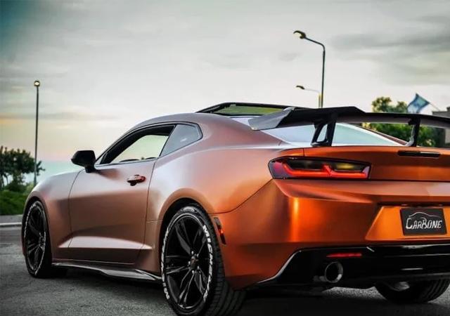 揭曉如果車輛有劃痕、凹痕或銹跡可不可以貼昆明汽車改色膜?