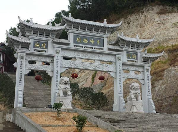 襄阳石雕牌坊常见组成的构件都有哪些?
